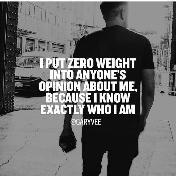 Garyvee quote on other's opinion black and white gary vaynechuk
