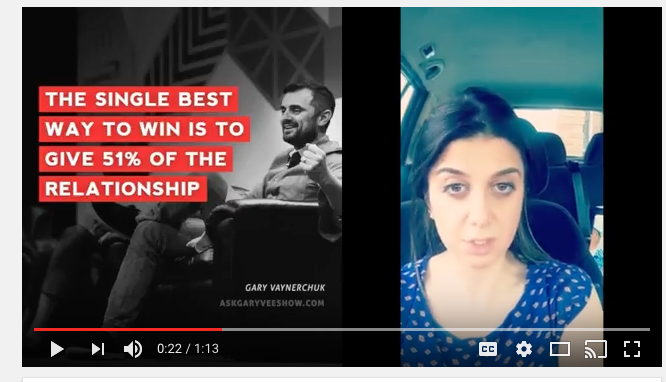 The Single best way to win is to give 51% of the relationship